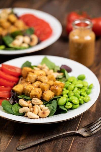 Crispy Sesame Salad