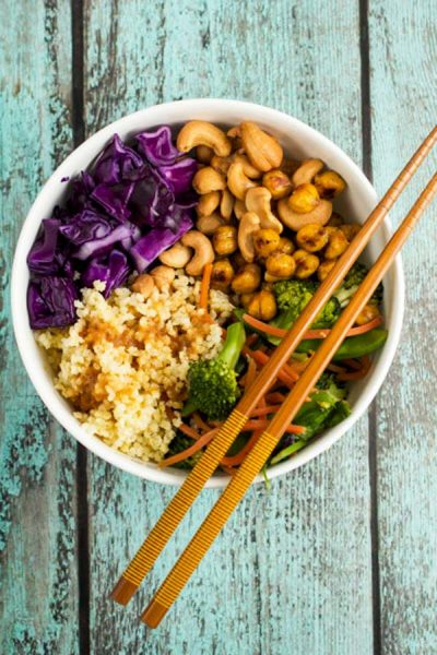 Stir Fry Zen Crunch Bowl