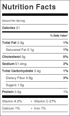 nutrition_picodegallo