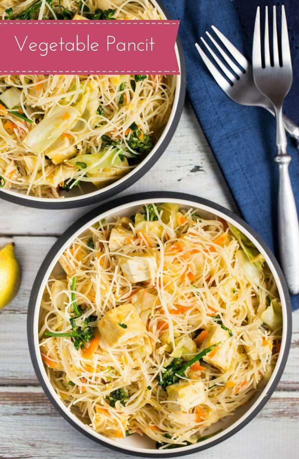 10 Easy Vegan Dinners | via veggiechick.com #vegan