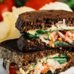Veggie Reuben Sandwich