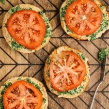 bagel thin sandwich
