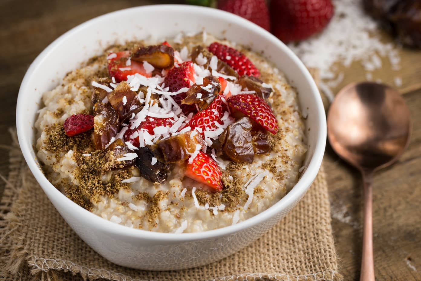 instant pot oatmeal yes it s that easy the veggie chick