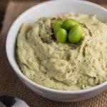 White Bean Edamame Hummus