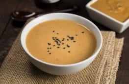 Miso Peanut Sauce | via veggiechick.com #vegan #glutenfree
