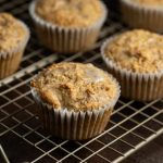 Lemon Poppy Seed Muffins | via veggiechick.com #vegan #oilfree