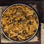 Instant Pot Mushroom Wild Rice | via veggiechick.com #vegan #oilfree
