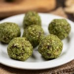 5 Ingredient Green Tea Energy Balls